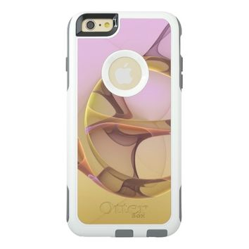 Abstract Motions Modern Fractal Art OtterBox iPhone 6/6s Plus Case