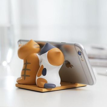 Super CUTE Kawaii Cat Mobile Phone Holder/Tablet Holder