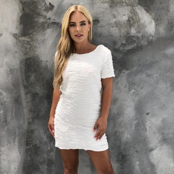 Wrinkle in Time White Dress