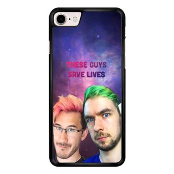 Septiplier The Guys Save Lives  iPhone 7 Case