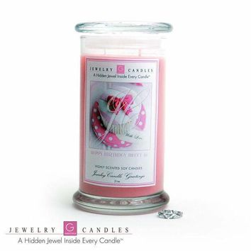 Happy Birthday Sweet 16 | Jewelry Greeting Candles