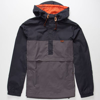 Bohnam Howell Mens Jacket Black/Grey  In Sizes