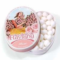 Les Anis de Flavigny Rose Flavored Hard Candy