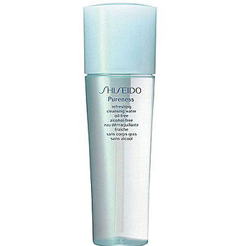 Shiseido Pureness Oil-Free Alcohol-Free Refreshing Cleansing Water - C