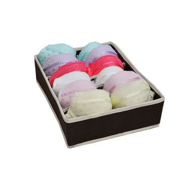Storage Home Underwear Box Bra Socks Panties [6313406406]
