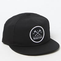 Burton Woodsman Snapback Hat at PacSun.com