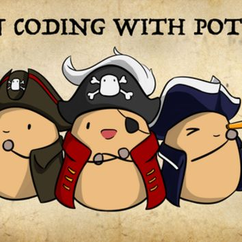 "Discover » ""Potato pirates "" — Kickstarter"