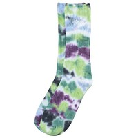 SP20 Tie Dye Socks Blue