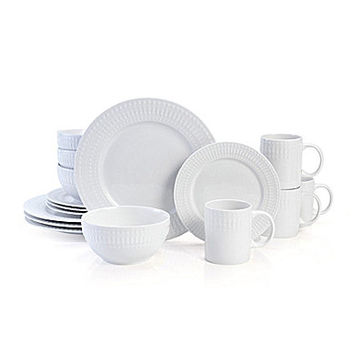Mikasa Gourmet Basics Savannah 16-Piece Dinnerware Set