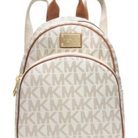 MICHAEL Michael Kors Signature Large Backpack | macys.com