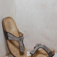 Seed Bead Sandals