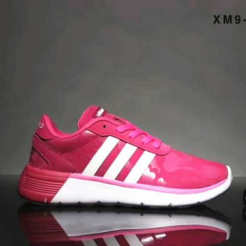 """""""Adidas"""" NEO Perspective Breathable Leisure Sports Shoes B-SSRS-CJZX Pink"""