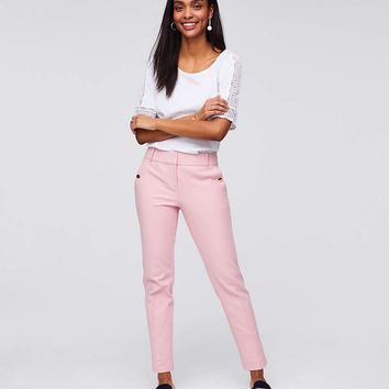 Button Pocket Riviera Pants in Julie Fit | LOFT