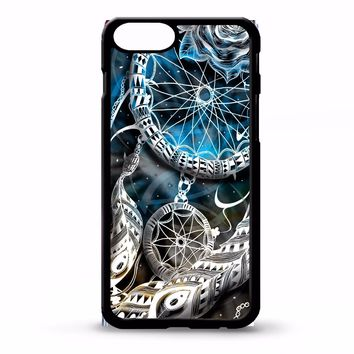 Dream catcher feather indian sky pattern pretty girly graphic phone case cover