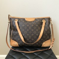Louis Vuitton Monogram Estrela MM Crossbody Bag