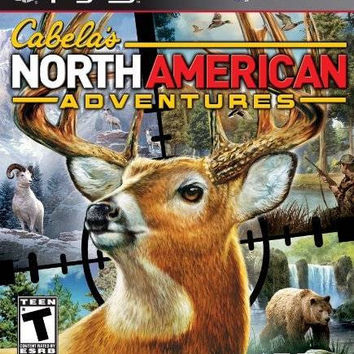Cabela's North American Adventures 2011 - Playstation 3 (Very Good)