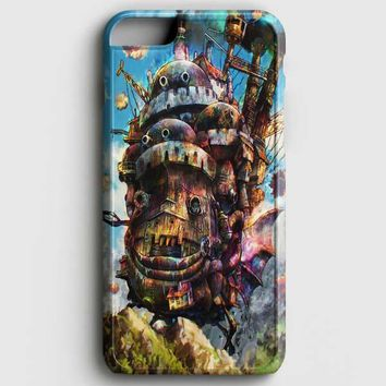 Howls Moving Castle iPhone 7 Case