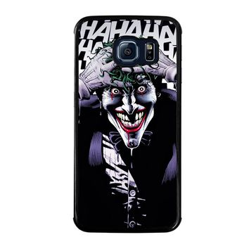 BATMAN THE KILLING JOKE Samsung Galaxy S6 Edge Case