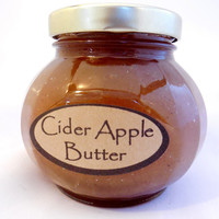 Cider Apple Butter