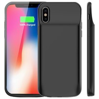 iPhone X Rechargeable Portable Battery Charging Case, 6000mAh-BUYFYE Members ONLY