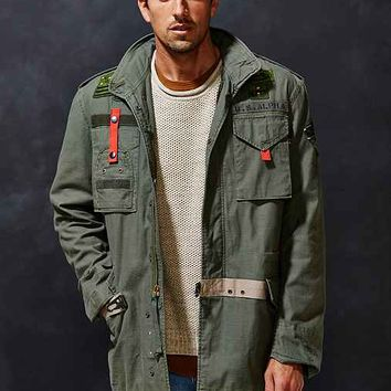 Alpha Industries 50th Anniversary M-65 Field Coat