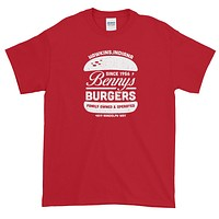 Stranger Things Bennys Burgers Short sleeve t-shirt