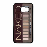 Naked Urban Decay Palette Inspired Samsung Galaxy S6 Case