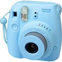 Fujifilm instax mini 8 Instant Film Camera (Blue) 16273439 B&H | B&H Photo Video