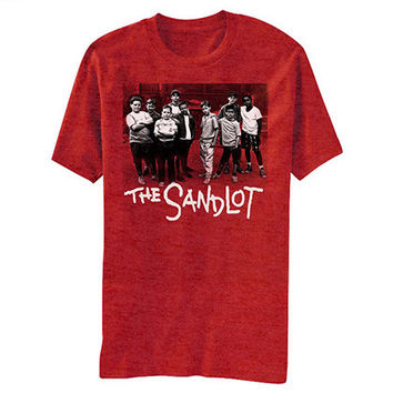 The Sandlot Group Heather Red T-Shirt