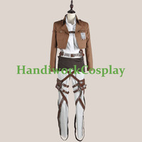 Attack on Titan Cosplay - Attack On Titan Survey Corps Cosplay,Training Corps Cosplay Costume,Sasha Cosplay Lenz Cosplay Custom Any Size