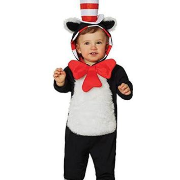 Dr. Seuss The Cat in the Hat Toddler Costume