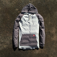 Aster Hoodie Charcoal (SM)
