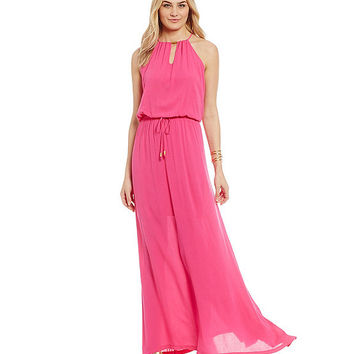 Gibson & Latimer Gauze Maxi Dress | Dillards