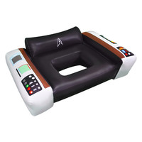 Big Mouth Star Trek Captain's Chair Pool Float