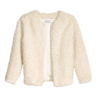 H&M - Fluffy Cardigan