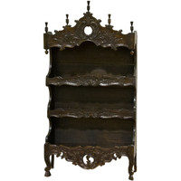 1STDIBS.COM - Northgate Gallery Inc. - A Provincial Suspended Vaisselier in the Louis XV Style