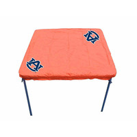 Auburn Tigers NCAA Ultimate Card Table Cover