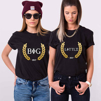 Big Little Sorority, Big Little Sorority Shirts, Big Little Matching Shirts, Big and Little Shirts, Sorority Big Little Gbig Shirts