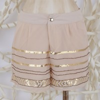 Altar'd State Sequin Gatsby Short - Sale
