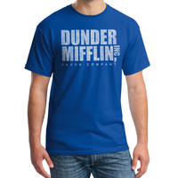 Dunder Mifflin T-shirt from the TV show the Office
