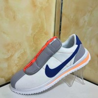 """Nike Cortez"" Men Casual Fashion Retro Multicolor Running Shoes Sneakers"