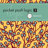 Pocket Posh Logic 2: 100 Puzzles Paperback – May 4, 2010
