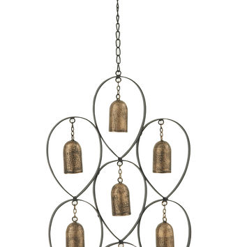 Charismatic Metal Bell Wind Chime