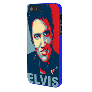 Elvis Presley iPhone 5 Case Available for iPhone 5 iPhone 5s iPhone 5c iPhone 4/4s