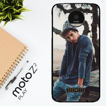 Cameron Dallas Style Y1431 Motorola Moto Z2 Play Case