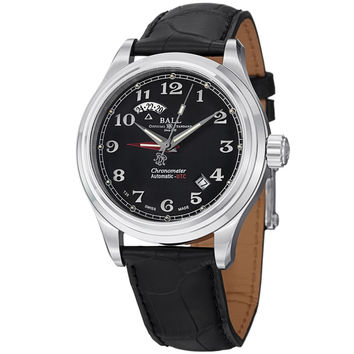 Ball Automatic Watch GM1020D-LCJ-BK