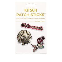 Let's Be Mermaids Patch Sticks