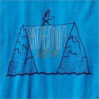 Patagonia Men's Alpine Surfer Organic Cotton T-Shirt