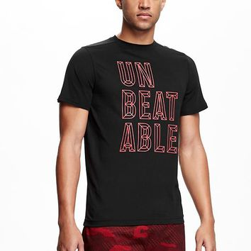 Old Navy Active Graphic Tee For Men