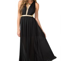 Golden Goddess Maxi